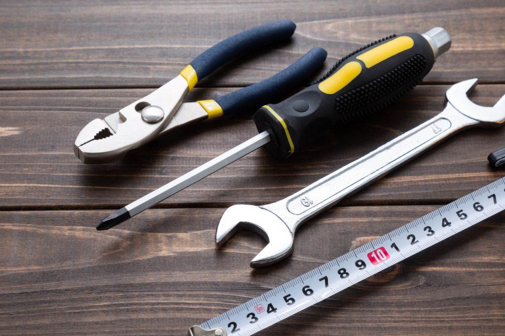 第一種電気工事士の技能試験に必要な工具をそろえよう